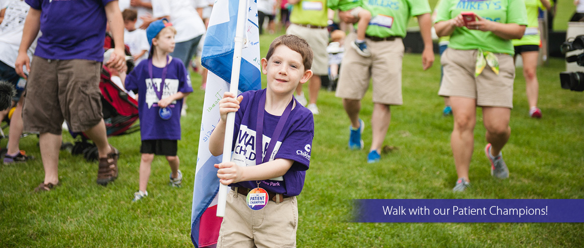 Walk with Our Patient Champions